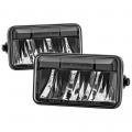 Lighting Products - Fog Lights - Spyder - Spyder® Black LED Fog Lights | 2015-2016 Ford F-150