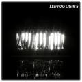 Spyder Black LED Fog Lights | 2015-2016 Ford F-150 | Dale's Super Store