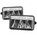 Lighting Products - Fog Lights - Spyder - Spyder® Chrome LED Fog Lights | 2015-2016 Ford F-150