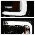 Spyder Chrome LED DRL Bar Projector Headlights | 2002-2005 Dodge Ram | Dale's Super Store