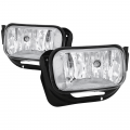 Lighting Products - Fog Lights - Spyder - Spyder® Factory Style Fog Lights | 2009-2012 Dodge Ram
