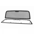 Dodge/RAM Cummins Parts - 2013-2018 RAM Cummins 6.7L Parts - Rough Country - Rough Country Mesh Grille | 2013-2018 Ram 2500/3500