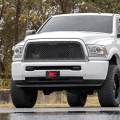 Rough Country Mesh Grille | 2013-2018 Ram 2500/3500 | Dale's Super Store