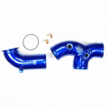 Sinister Diesel - Sinister Diesel Intake Elbow w/o Boots | 1995.5-2003 Ford Powerstroke 7.3L