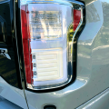 RECON Clear Fiber Optic LED Tail Lights | 2015-2017 Ford F-150 | Dale's Super Store
