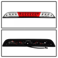 Spyder Red/Clear LED 3rd Brake Light | 2015-2017 Ford F-150 | Dale's Super Store