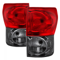 Lighting Products - Tail Lights - Spyder - Spyder® Red/Smoke Factory Style Tail Lights | 2007-2009 Toyota Tundra