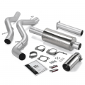 Exhaust Systems - Full Exhaust Systems - Banks Power - Banks Power Monster Exhaust System | 2006-2007 Chevy 6.6L, ECSB Extended Cab Short Bed