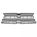 Diesel Truck Parts - Rough Country - Rough Country Mesh Grille | 2011-2014 Chevy Silverado HD