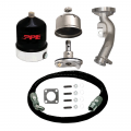 Diesel Truck Parts - PPE - PPE Oil Centrifuge Filtration Kit | 2001-2005 Chevy/GMC Duramax LB7/LLY 6.6L