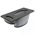 Cold Air Intakes - Replacement Air Filters - aFe Power - aFe Power Magnum FLOW Pro DRY S Air Filter | 2011-2016 Ford Powerstroke 6.7L
