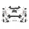 Toyota Tacoma Landing Page - Toyota Tacoma Suspension Products - Rough Country - Rough Country 6in Suspension Lift Kit | 1995-2004 Toyota Tacoma 4WD