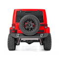 Rough Country Rock Crawler Rear HD Bumper | 2007-2018 Jeep Wrangler JK | Dale's Super Store