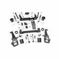 Diesel Truck Parts - Rough Country - Rough Country 6in Suspension Lift Kit | 2012-2018 Dodge Ram 1500 4WD