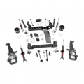 Diesel Truck Parts - Rough Country - Rough Country 6in Suspension Lift Kit w/N2.0 Struts & N3 Shocks | 2012-2018 Dodge Ram 1500 4WD