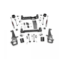 Diesel Truck Parts - Rough Country - Rough Country 4in Suspension Lift Kit | 2012-2018 Dodge Ram 1500 4WD