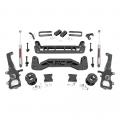 Ford F150 (Non-Turbo) - 2004-2008 Ford F150 - Rough Country - Rough Country 4in Suspension Lift Kit | 2004-2008 Ford F-150 2WD