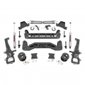 Ford F150 (Non-Turbo) - 2004-2008 Ford F150 - Rough Country - Rough Country 6in Suspension Lift Kit w/Strut Spacers | 2004-2008 Ford F-150 2WD