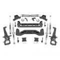 Rough Country 6in Suspension Lift Kit w/Lifted Struts | 2004-2008 Ford F-150 2WD