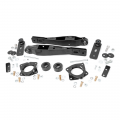 Jeep - Jeep Patriot - Rough Country - Rough Country 2in Lift Kit | 2007-2017 Jeep Patriot 2WD/4WD