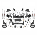 Suspension & Steering - Leveling Lift Kits - Rough Country - Rough Country 5in Lift Kit   1998-2011 Ford Ranger 4WD