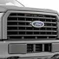 Lighting - LED Grille Kits - Rough Country - Rough Country Amber LED Marker Kit for Factory Grilles | 2015-2017 Ford F-150 2WD/4WD