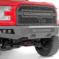 Ford F150 (Non-Turbo) - 2004-2008 Ford F150 - Rough Country - Rough Country Heavy-Duty Front LED Bumper | 2015-2017 Ford F-150 2WD/4WD