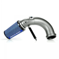 Cold Air Intakes | 2007.5-2009 Dodge Cummins 6.7L - Cold Air Intake Systems | 2007.5-2009 Dodge Cummins 6.7L - Sinister Diesel - Sinister Diesel Cold Air Intake (Gray) | 2007.5-2012 Dodge/Ram Cummins 6.7L