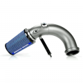 Shop By Vehicle - Cold Air Intakes - Sinister Diesel - Sinister Diesel Cold Air Intake (Gray) | 2013+ Dodge/Ram Cummins 6.7L