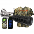 "Diesel Truck Parts - Sinister Diesel - Sinister Diesel Assault Series 5"" Exhaust Kit 