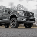 Rough Country 3in Bolt-On Lift Kit | 2004-2018 Nissan Titan | Dale's Super Store