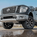 Rough Country 3in Bolt-On Lift Kit w/Lifted Struts & N3 Shocks | 2004-2018 Nissan Titan | Dale's Super Store
