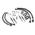Suspension & Steering - Suspension Lift Kits - Rough Country - Rough Country 4in Suspension Lift Kit | 1976-1981 Jeep CJ