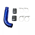 Cooling Systems - Intercoolers & Pipes - Sinister Diesel - Sinister Diesel Cold Side Charge Pipe | 2007.5-2009 Dodge Cummins 6.7L