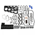 Engine Performance - Head Studs / Head Gaskets - Sinister Diesel - Sinister Diesel Heads Up Kit w/ARP Head Studs | 2004.5-2005 Chevy/GMC Duramax LLY 6.6L