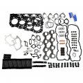 Engine Performance - Head Studs / Head Gaskets - Sinister Diesel - Sinister Diesel Heads Up Kit w/ARP Head Studs | 2011-2015 Chevy/GMC Duramax LML 6.6L