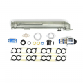 Diesel Truck Parts - Sinister Diesel - Sinister Diesel Full Replacement EGR Solution Kit | 2003 Ford Powerstroke 6.0L