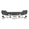 Exterior - Bumper, Brush, & Grille Guards - Rough Country - Rough Country Heavy-Duty Front LED Bumper | 2016-2018 Chevy Silverado 1500