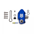 Diesel Truck Parts - Ford Powerstroke Parts - Sinister Diesel - Sinister Diesel Blue Spring Kit w/Adjustable Billet Spring Housing | 2003-2007 Ford Powerstroke 6.0L