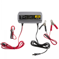 Jump Starters & Battery Chargers - Battery Chargers - Autometer | Competition Instruments - Autometer Battery Extender, 6V, 8V, 12V, 16V / 5A