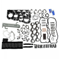 Shop By Category - Engine Components  - Sinister Diesel - Sinister Diesel Complete Solution® Kit w/ EGR Cooler | 2004.5-2005 Chevy/GMC Duramax LLY 6.6L