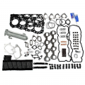 Shop By Category - Engine Components  - Freedom Injection - Duramax LBZ Complete Solution Kit w/ EGR Cooler + Gaskets + Headstuds | 2006 Chevy/GMC Duramax LBZ 6.6L