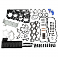 Shop By Category - Engine Components  - Sinister Diesel - Sinister Diesel Complete Solution® Kit w/ EGR Cooler | 2007.5-2010 Chevy/GMC Duramax LMM 6.6L