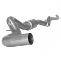 "Full Exhaust Systems - Downpipe Back Exhaust Systems - Flo~Pro - Flo~Pro 5"" Downpipe Back w/Muffler 