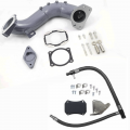 OUTLAW Diesel Performance - INTAKE SYSTEM - Outlaw Diesel - Outlaw Diesel High Flow Intake Bridge w/EGR Upgrade Kit | 2011-2015 Chevy/GMC Duramax LML 6.6L