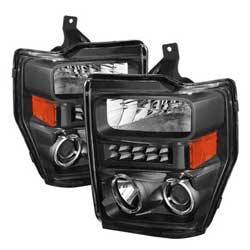 Ford Powerstroke Parts - 2008-2010 Ford Powerstroke 6.4L Parts - Lighting | 2008-2010 Ford Powerstroke 6.4L