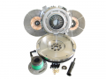 Transmission & Drivetrain | 2001-2004 Chevy/GMC Duramax LB7 6.6L - Clutch Kits | 2001-2004 Chevy/GMC Duramax LB7 6.6L - Valair Performance Clutches - Valair Competition Dual Disc Clutch | NMU70DMAXDD-COMP | 2001-2006 Duramax 6.6L
