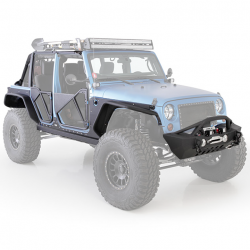 Jeep Wrangler Parts - 2007-2018 Jeep JK - Body Armor | 2007-2018 Jeep JK