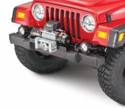 Jeep Wrangler Parts - 2007-2018 Jeep JK - Winches | 2007-2018 Jeep JK