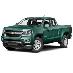 Gas Truck Parts - Chevrolet & GMC Trucks - 2014+ Chevy Colorado / GMC Canyon